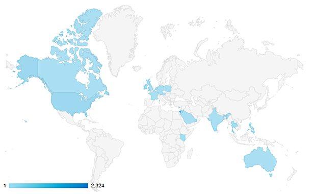 גוגל אנליטיקס דוחות משתמשים